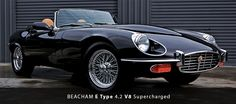 Beacham - Independent Dealer, Classic Restoration & Custom Car Experts