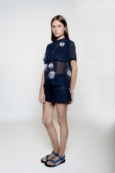 Charlotte Ronson Spring 2015 Ready-to-Wear - Collection - Gallery - Style.com