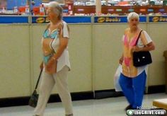 funny walmart shoppers 24 Attention Wal Mart shoppers, look at yourself (35 Photos)