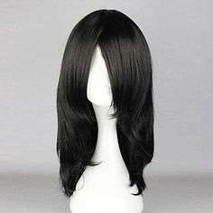 Orochimaru Cosplay Wig – USD $ 29.99- would be good for Jessica Jones