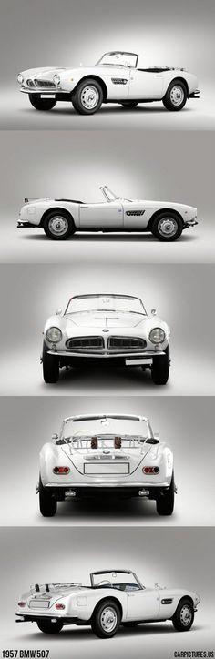 1957 BMW 507