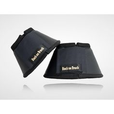 Back on Track Therapeutic Bell Boots provides gentle warmth therapy to your horse's hooves. The unique Welltex ceramic infused material reflects your horse's own body heat resulting in increased blood