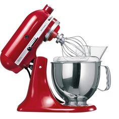 Robot da cucina Artisan da 4,8 litri per impastare e mescolare ...