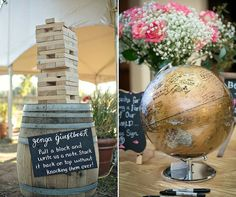 16 Creative Alternatives To The Boring Old Wedding Guest Book | HuffPost