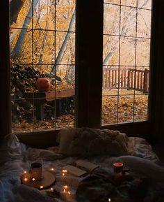 Cozy autumn & autumn Haunted Halloween - New Deko Sites Anthropologie, Autumn Cozy, Autumn Fall, Autumn House, Autumn Witch, Autumn Morning, Hello Autumn, Fall Harvest, Autumn Photography