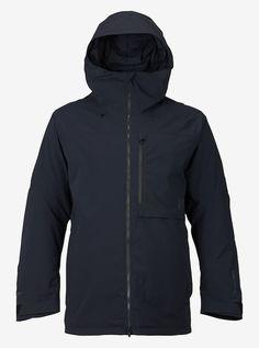 Burton [ak] GORE‑TEX® Helitack Jacket shown in True Black