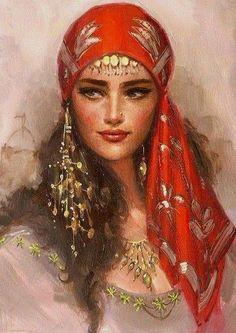 Roman kadını