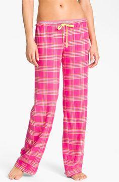 Steve Madden 'Mad4Plaid' Pajama Pants | Nordstrom