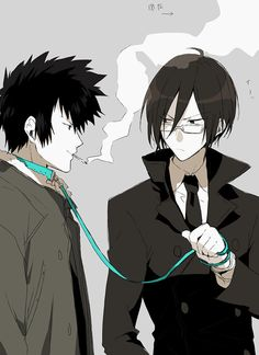 Probably my favorite anime I've watched so far. Psycho-Pass.