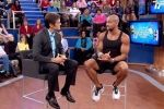 Shaun T's Miracle 15-Minute Workout | The Dr. Oz Show.  Plus tips on how small changes in your routine and eating can add up to make big changes from the creator of the Insanity 60-Day program.  I love this!!  Oh, and I love Shaun T.