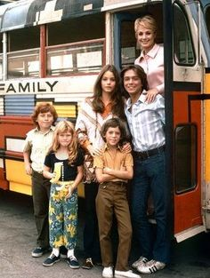 The Partridge Family  First Episode: September 25, 1970   Final Episode: March  23, 1974 www.MadamPaloozaEmporium.com www.facebook.com/MadamPalooza