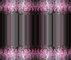 The Pink Garter fabric by anniedeb on Spoonflower - custom fabric  This would make a lovely scarf.