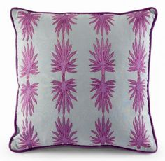 Botanic Pillow | Mr. Brown #Pillows #Decor