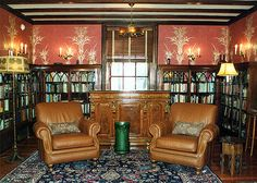 Club Room. We could divide the space with this style of vintage.