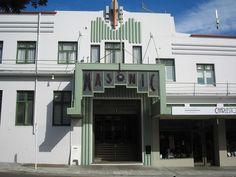 Art Deco, Napier by gavinflickr, via Flickr