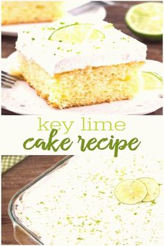 #Summer #cake #recipes #dessert #delicious This super easy key lime cake is bursting with fresh lime flavor and topped with whipped cream Its a delicious summer cake recipe and if you love key lime pie  then definitely give this recipe a trybrp classfirstletterScroll down for also flavor TopicpCharacteristic of The Pin This super easy key lime cake is bursting with fresh lime flavor and topped with whipped cream ItbrThe pin registered in the Bursting board is selected from among the pins… Key Lime Desserts, Easy Desserts, Plated Desserts, Dessert Simple, Key Lime Dump Cake, Key Lime Pie Cake Recipe, Keylime Cake Recipe, Key Lime Cake Mix, Dump Cake Recipes