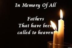 I miss you everyday daddy.