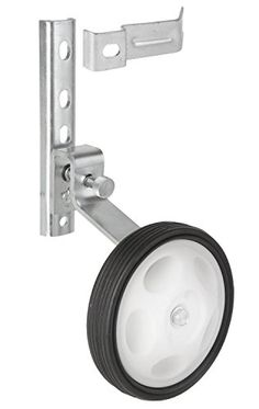 Bicycle Training Wheels - Ventura Flip Up Training Wheel Silver 1220Inch -- Find out more about the great product at the image link.
