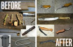 How to: Convert Your Old Grill into a Forge (and then Recycle Scrap Metal into Tools)