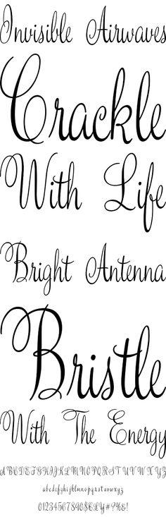 Valentine Pro by profonts - Desktop Font, WebFont and Mobile Font - YouWorkForThem $36.75