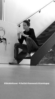 #artist #painting  www.ingridvanderkamp.nl Artist Painting
