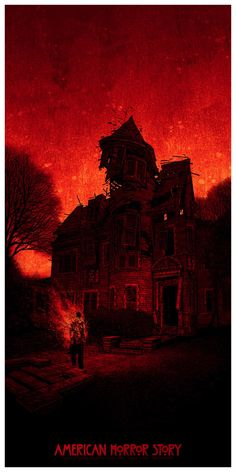 At The Drive-In and American Horror Story Posters by Daniel Danger  (Onsale Info)