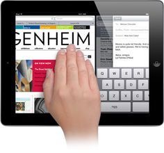 Cómo Usar Gestos en el iPad para Ser más Rápidos con la Multitarea