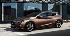 Infiniti Q30 won the award for best Small Family Car in the Europe. Its advanced safety features made it more suitable for families.
