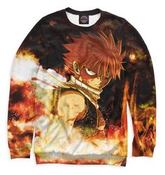 Anime Fairy Tail, Waifu Material, Sweatshirts, Sweaters, Fashion, Moda, Fashion Styles, Trainers, Sweater