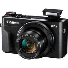 Canon PowerShot G7 X Mark II in PowerShot Camera
