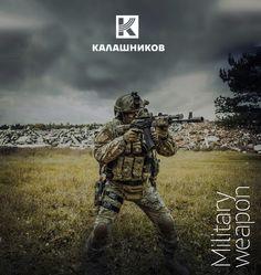 kalashnikov publicidad de arma militar