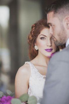 Batom ousado para noivas! #casamento #maquiagem
