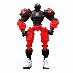 Atlanta Falcons Fox Sports Cleatus the Robot v2.0 Action Figure