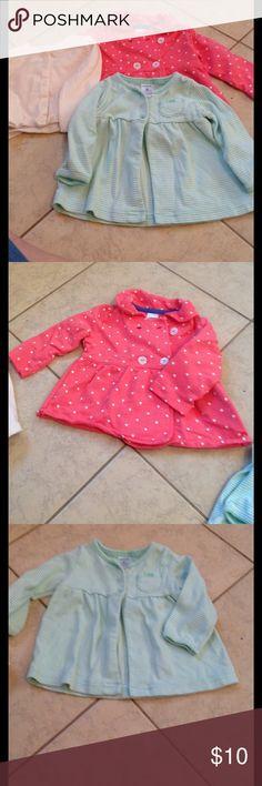3 jackets Jackets Carter's Jackets & Coats