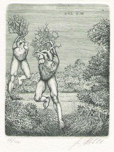 Ex-Libris heart anatomy