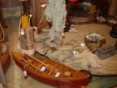 Seattle Miniature show March 10 - Nautical scene