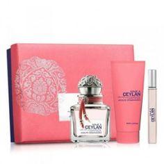 Viaje a Ceylan Woman de 100 ml en formato estuche con regalo incluído.