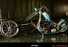 West Coast Choppers - Gold Digger