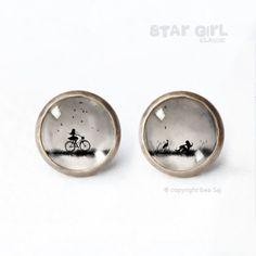 Star Girl Classic, Rower?Bocian - mini wkręty (proj. Ewa Saj)