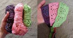 How to Make a Crochet Headband – FreePattern