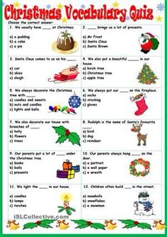 Easy Christmas Trivia Questions And Answers | Christmas | Pinterest | Christmas trivia questions ...