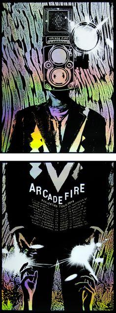 ARCADE FIRE TOUR 4: BROOKLYN |