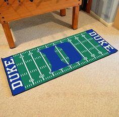 Duke University Football Field Runner