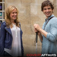 """Behind the Scenes of Season 5's """"Elevate Me Later"""" - Covert Affairs"""