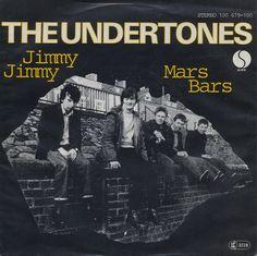 "The Undertones' single ""Jimmy Jimmy"" Sire Records 100 - vinyl record Greatest Album Covers, Music Album Covers, Music Albums, Rock And Roll, The Undertones, Jimmy Jimmy, Rock News, Great Albums, Psychobilly"