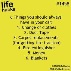 Check out this life hack! Good.