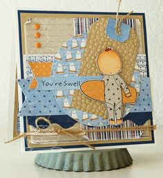 You're Swell by **Inge** - Cards and Paper Crafts at Splitcoaststampers