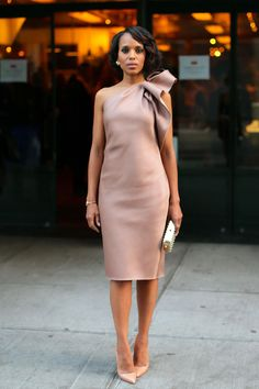 Kerry Washington in Lanvin