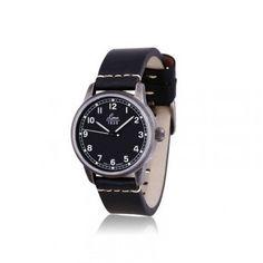 Reloj Mujer Negro: Reloj Laco Used Look Negro Cristal Zafiro  http://www.tutunca.es/reloj-mujer-laco-used-look-negro-cristal-zafiro