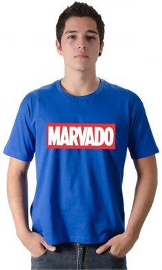 Camiseta - Marvado Satira Marvel - Reis Online Camisetas Personalizadas